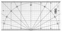 Patchwork Ruler 15x30cm