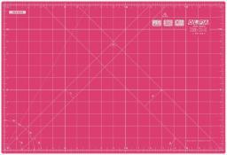 """Schneidematte 45x30cm / 18x12"""" Pink"""