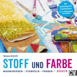 Stoff trifft Farbe