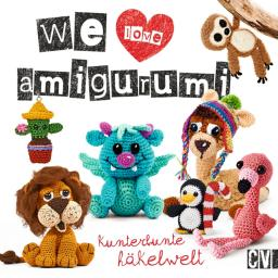 We love Amigurumi