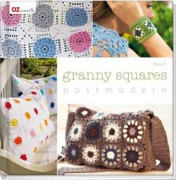 Granny Squares. Postmodern
