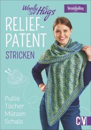 Woolly Hugs Reliefpatent stricken