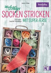 Woolly Hugs Socken stricken mit Super-Ferse
