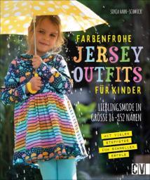 Farbenfrohe Jersey-Outfits für Kinder