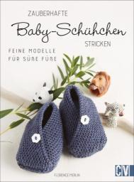 Zauberhafte Baby-Schühchen stricken