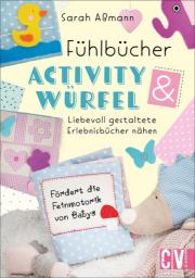 Fühlbücher und Activity-Würfel