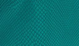 Kunstleder-Zuschnitt Leguan Blau 66x45cm