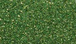 Glitzerstoff-Zuschnitt Grün 66x45cm