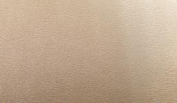 Kunstleder-Zuschnitt Matt Gold 66x45cm