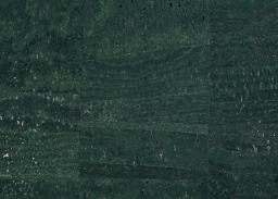 Korkstoff Surface Tannengrün