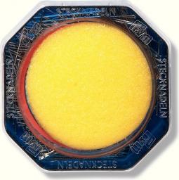Stecknadeln ST 0,60 x 30 mm silberfarbig m. Kiss.