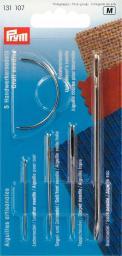Handwerkernadel-Sortiment klein ST silberfarbig