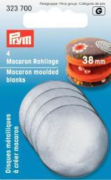 Macaron Rohlinge 38mm