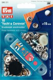 Non-sew fast Yacht+Cara br15mmsi-col10pc