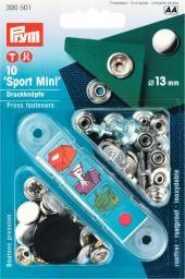 NF-Druckknopf Sport Mini MS 13 mm