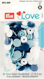 Prym Love Color press. fast. pl. 12.4mm
