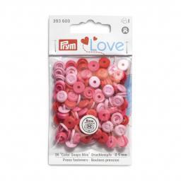 Prym Love ColorSnaps Mini rose