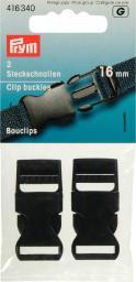 Clip buckles
