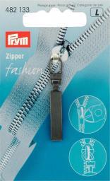 Fashion-Zipper Classic schwarz