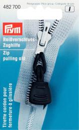 Zip pulling aid 60mm black