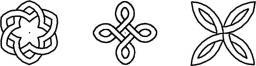 Quilt-Schablone Mandala