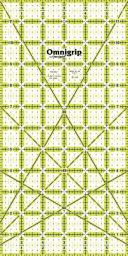 Omnigrip Anti - Rutsch Lineal 6 x 12 inch