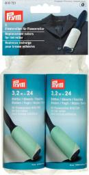 Ersatzrollen für Flusenroller 24 Blatt