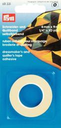 Schneider- und Quiltband 6 mm x 9 m
