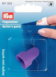 Quilter's Fingerschutz verstellbar