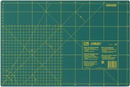 Schneideunterlage cm/inch-Einteilung 45 x 30 cm
