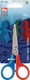 Children's scissors10cm/4'' pl handle1pc
