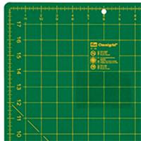 Cutting mat12x18 inch f rotary cut. omni