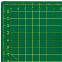 Cutting mat18x24 inch f rotary cut. omni