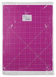 Schneideunterlage 45 x 60 cm cm/inch pink