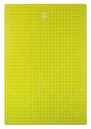 cutting mat 60x90cm cm/inch light green