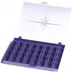 Bobbin box for 32 bobbins