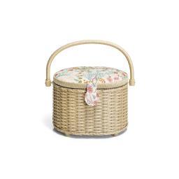 Sewing basket M Meadow