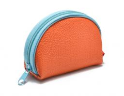Travel Box Nähset M - orange/blau