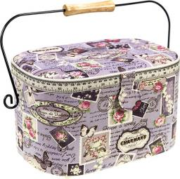 Sewing basket Cotton