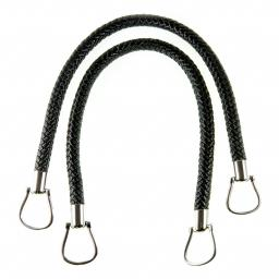 Bag Handle Leather Look Braided 55Cm