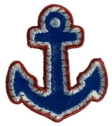 Motif To Iron On Anchor
