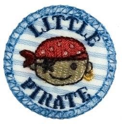 Applikation Little Pirate