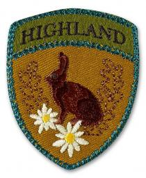 Applikation Highland Hase