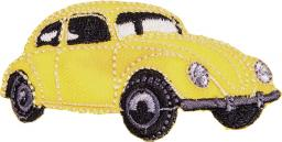 motif oldtimer yellow