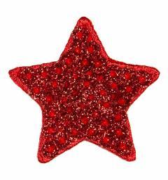Motif Star red