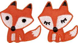 Motif Assortment 2x3 Fox