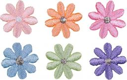 Motif Assortment 6x1 flower