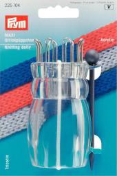 Strickpüppchen Maxi mit Nadel