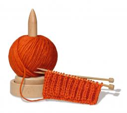 Spinning Yarn Holder