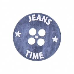 Button JEANS TIME
